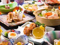 """【ふくしまプライド】ブランド地鶏""""川俣シャモ""""を『塩焼き』『ダシスープ』『唐揚げ』鶏尽くし会席を堪能"""