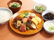 6:30~10:00営業◎朝から元気「和洋食ビュッフェ」日替わりメニューで食べ放題