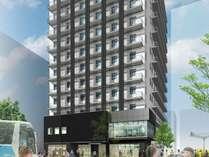 神奈川県の私鉄『相模鉄道』グループのホテルです◎2019年7月25日開業