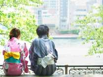 大阪夏観光、レジャー