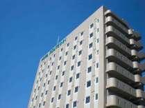 ホテル外観2014年3月OPENの新しいホテルです♪