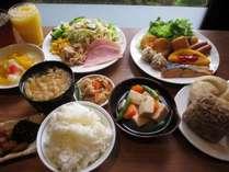 ◆バイキング朝食:ご宿泊の皆様にお召しあがり頂けます。