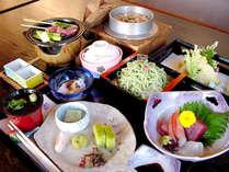 ★2食付★料理旅館のこだわりを食す♪【季節会席】