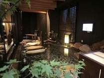 ■男性大浴場 ~外気浴~