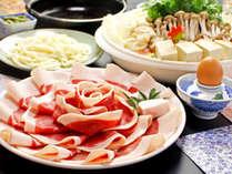 篠山の猪肉はすき焼きで食べても美味しい!