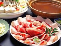 篠山といえばぼたん鍋!※お肉は4人前のイメージです。