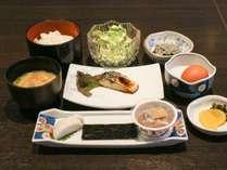 *【朝食一例】栄養バランス◎♪健康的な和朝食をご用意致します。