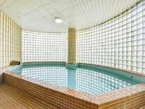 *【大浴場(男湯)】自家源泉の良湯をお楽しみいただけます。
