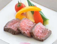 【期間限定】奥さつまの釜飯と「北さつま牛」の熟成黒毛和牛のステーキ御前