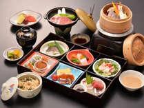 <薩摩御膳/料理イメージ>鹿児島の美味しい食材が詰まった御膳をどうぞ!