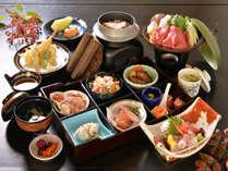 【黒さつま御膳/イメージ】鹿児島郷土料理を楽しめる御膳です!かごんまの美味いものを召し上がれ♪