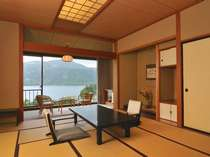 【龍宮殿ステイ】夕朝食付き お食事処で懐石料理 松