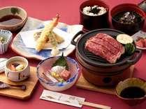 【レストランあまのゆ】一押しの「楊貴妃御膳」をはじめ、豊富なメニューを揃えております。