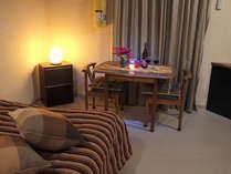 シンプルで過ごし易いお部屋。誰にも邪魔されない空間。(一例)