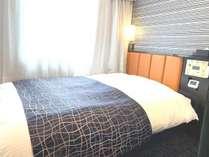 シングルルーム(広さ 約10㎡/ベッド幅140cm)