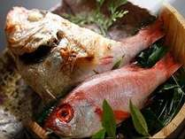 郷土会席プラン ☆高級魚のどぐろ付☆