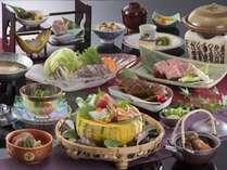 ≪豪華特選和食会席(富士会席)≫料理長特選の素材をふんだんに使った当館最上級の会席料理