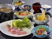 ≪お手軽和食会席(硫黄岳会席)≫旬の素材を使ったお手軽和食料理