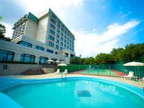 ◆屋外プール