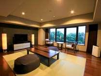 ◆和モダン・ラグジュアリー/庭園を臨む邸宅のような心地よい空間(66.7㎡)