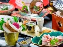 ◆華花-はなやぎ-会席/四季折々の味わいをリーズナブルに(イメージ)