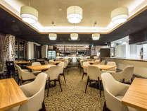 *レストランモダンな空間で美味しい時間を