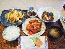*【夕食一例:和定食】家庭的でボリューム満点