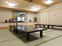 和室タイプのカラオケルーム!? 一風変わった温泉宿のカラオケをお楽しみあれ♪