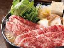 【すき焼きorしゃぶしゃぶ】特選和牛食べ放題プラン