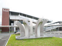 JR国分駅西口より徒歩1分!鹿児島空港まで車で15分!交通アクセス良好です!