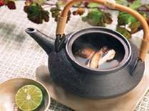 【秋季限定】平日限定!秋の味覚「松茸の土瓶蒸し」特典付★蔵王山懐膳プラン