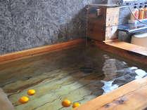 【貸し切り風呂】貸切風呂(内湯)※通常はフルーツは浮かべておりません