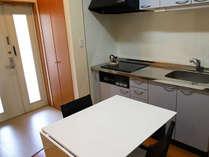 キッチン付き客室