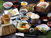ご夕食:当館自慢の「高千穂蘇食物語」