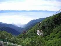 2.600mの雲上へ!駒ケ岳ロープウェイ乗車券付プラン