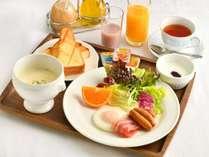 【朝食】ポタージュプレート※画像はイメージです