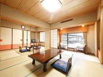 【和室10畳+6畳バス・トイレ付き】(一例)ひろいお部屋で贅沢気分♪