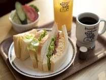 【朝食イメージ】6種類から選べる特別メニュー