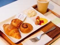 朝食(バイキング)写真はイメージです。
