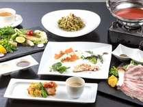 女子旅プラン 7月~9月のお料理のイメージ★さらに食後にはパティシエの特性スイーツも!