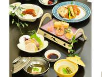 【スタンダード会席】目にも美味しい旬が詰まった和洋コース
