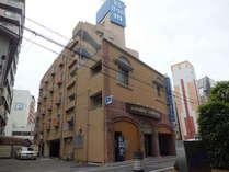 川口ステーションホテル:ホテル外観