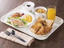 ◆朝食盛り付け例◆