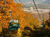 秋のゴンドラ遊覧 安比・八幡平の紅葉をお楽しみ!