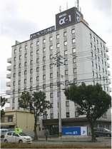 ホテル・アルファ-ワン新居浜