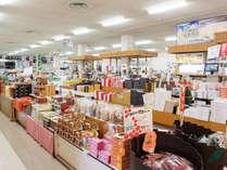 *物産会館/地元、新潟のお土産や工芸品などがたくさん!