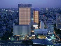 ■品川プリンスホテル(外観)