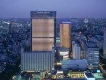 ★品川プリンスホテル(外観)