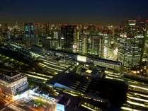★高層階客室からの夜景一例(イメージ)