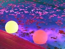 販売中『Shinagawa Valentine Night Pool』 2月10日(イメージ)